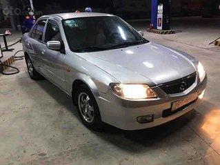 Bán Mazda 323 2003, màu bạc còn mới, giá chỉ 145 triệu