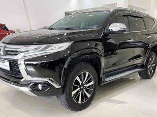 Xe Mitsubishi Pajero Sport sản xuất 2019, màu đen, nhập khẩu nguyên chiếc chính chủ