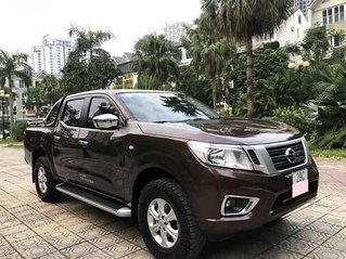 Cần bán Nissan Navara đời 2015, màu nâu, nhập khẩu chính chủ, giá chỉ 415 triệu
