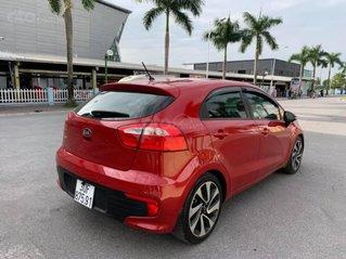 Cần bán xe Kia Rio 1.4AT SX 2015, màu đỏ