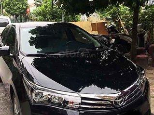 Bán ô tô Toyota Corolla Altis đời 2017, màu đen
