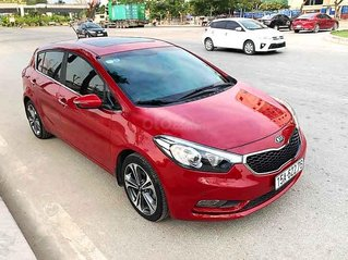 Bán ô tô Kia Cerato đời 2014, màu đỏ, nhập khẩu nguyên chiếc