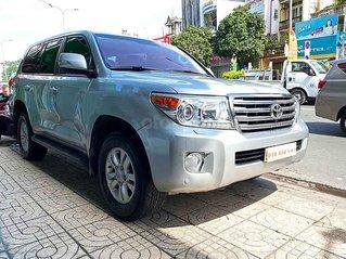 Bán xe Toyota Land Cruiser VX đời 2015, màu bạc, nhập khẩu