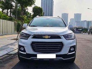 Cần bán Chevrolet Captiva năm sản xuất 2016, màu trắng chính chủ