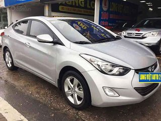 Xe Hyundai Elantra sản xuất 2013, màu bạc, nhập khẩu nguyên chiếc chính chủ
