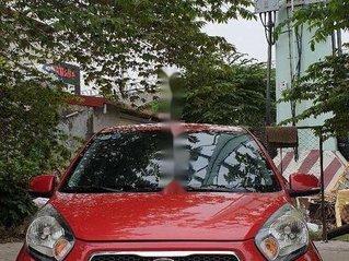 Bán Kia Morning 2013, màu đỏ, nhập khẩu số tự động