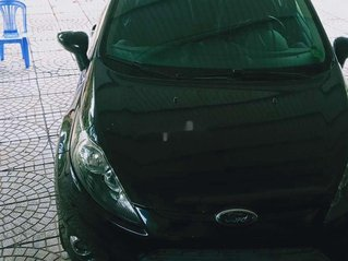 Cần bán xe Ford Fiesta 2011, màu đen xe gia đình
