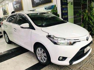 Bán ô tô Toyota Vios sản xuất năm 2017, màu trắng, giá chỉ 385 triệu