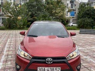 Cần bán Toyota Yaris sản xuất 2014, màu đỏ, nhập khẩu, giá tốt
