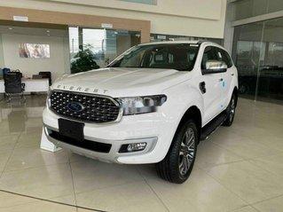 Bán xe Ford Everest đời 2021, màu trắng, nhập khẩu nguyên chiếc