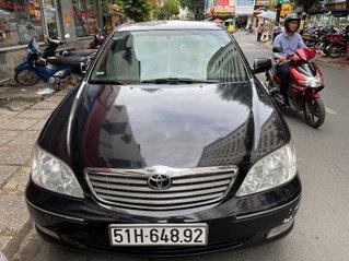 Bán Toyota Camry năm sản xuất 2003, màu đen