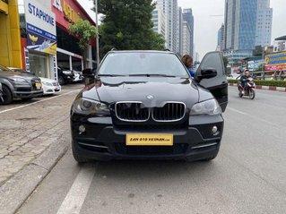 Bán BMW X5 2007, màu đen, xe nhập còn mới, 520 triệu