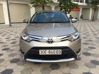 Cần bán Toyota Vios sản xuất năm 2017 còn mới