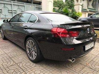 Bán BMW 6 Series 640i sản xuất năm 2016, màu đen, nhập khẩu