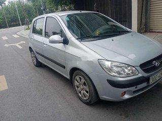Xe Hyundai Getz sản xuất 2010, màu bạc, nhập khẩu còn mới