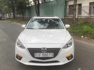 Cần bán lại xe Mazda 3 2015, màu trắng còn mới, 475 triệu