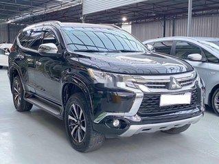 Cần bán xe Mitsubishi Pajero Sport sản xuất 2019, màu đen, nhập khẩu nguyên chiếc