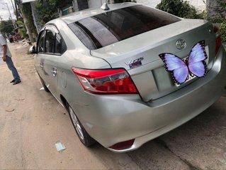 Bán Toyota Vios sản xuất 2016, màu bạc còn mới