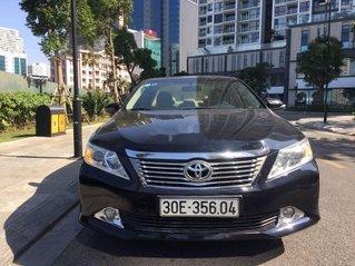 Cần bán xe Toyota Camry 2014, màu đen chính chủ, 668 triệu