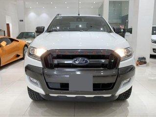 Bán Ford Ranger sản xuất 2017, màu trắng còn mới, 755 triệu