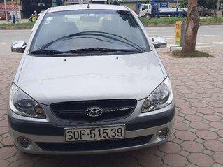 Cần bán Hyundai Getz đời 2010, màu bạc, nhập khẩu còn mới