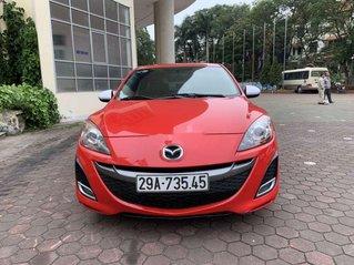 Cần bán xe Mazda 3 đời 2010, màu đỏ, nhập khẩu nguyên chiếc chính chủ