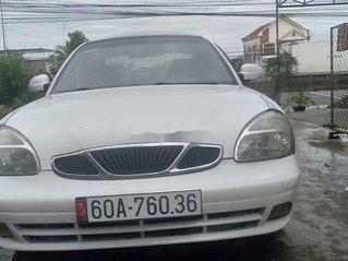 Cần bán Daewoo Nubira năm sản xuất 2003, màu trắng, nhập khẩu nguyên chiếc, giá tốt