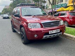 Bán Ford Escape sản xuất 2005, màu đỏ chính chủ, 245 triệu