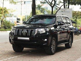 Cần bán gấp Toyota Prado sản xuất 2018, màu đen, nhập khẩu nguyên chiếc