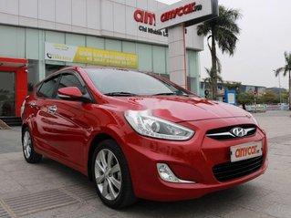 Bán Hyundai Accent 2013, màu đỏ, nhập khẩu