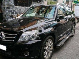 Cần bán xe Mercedes GLK 300 đời 2009, màu đen, nhập khẩu