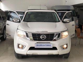 Bán Nissan Navara 2016, màu trắng, nhập khẩu chính chủ