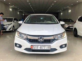 Bán ô tô Honda City đời 2017, màu trắng còn mới