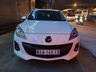 Cần bán xe Mazda 3 2013, màu trắng, 400 triệu