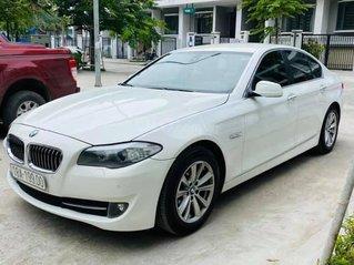 Cần bán xe BMW 520i đời 2014, màu trắng