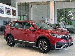 Honda Crv sensing hỗ trợ thuế trước bạ 100% đến hết 31/12/2020