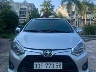 Cần bán xe Toyota Wigo đời 2019, màu bạc