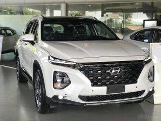 30 ngày cuối cùng -Hyundai Santafe 2020 giảm 100% phí trước bạ cùng nhiều quà tặng hấp dẫn, đủ màu giao ngay