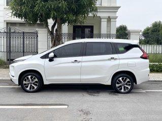Mitsubishi Xpander 2019 số sàn màu trắng