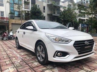 Cần bán Hyundai Accent đời 2019, màu trắng