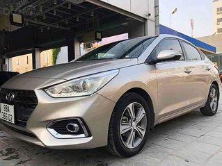 Bán ô tô Hyundai Accent sản xuất 2020, màu vàng, 546tr