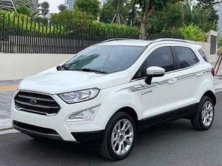 Bán xe Ford EcoSport đời 2019, màu trắng, biển tỉnh
