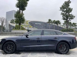 Cần bán gấp Audi A5 Sportback sản xuất năm 2013, màu đen, xe nhập