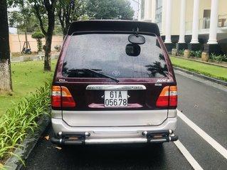 Xe Toyota Zace đời 2003, bs 61A-05678