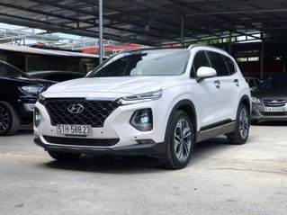 Hyundai Santafe 2.4 Premium 2019 giá tốt xe như mới, hỗ trợ trả góp