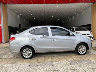 Cần bán Mitsubishi Attrage đời 2019, màu bạc số sàn, giá chỉ 340 triệu