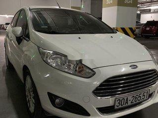 Cần bán gấp Ford Fiesta năm 2014, màu trắng giá cạnh tranh