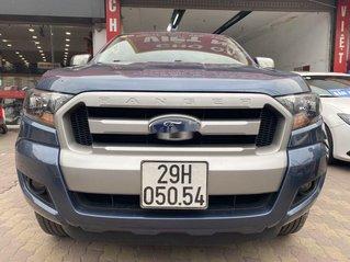 Cần bán xe Ford Ranger năm 2015, màu xanh lam, giá 535tr