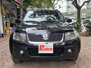 Chính chủ bán ô tô Suzuki Grand vitara đời 2011, màu đen, nhập khẩu