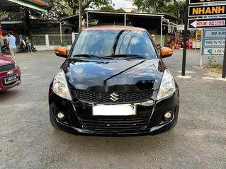 Bán ô tô Suzuki Swift sản xuất năm 2014, màu đen còn mới